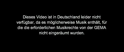 Der allseits  beliebte Text, wenn ein Youtube-Video zwar gefunden wird, aber nicht abgespielt werden kann...